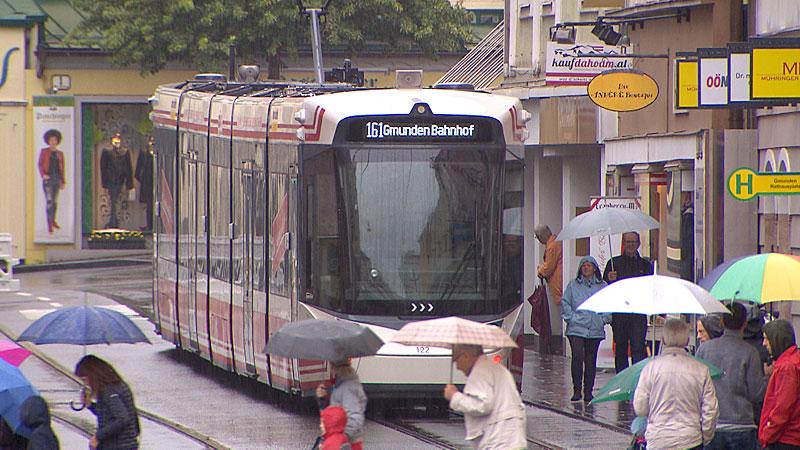 Traunsee-Tram