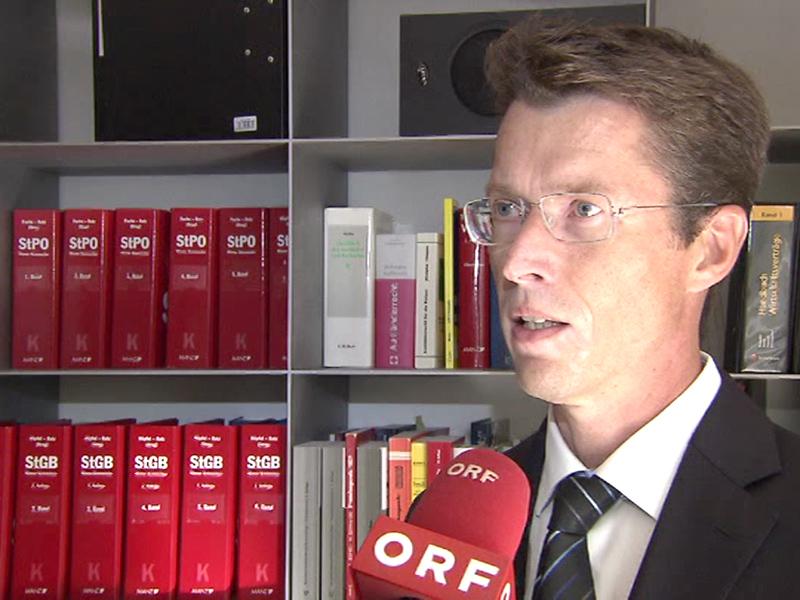 Anwalt Stefan Harg