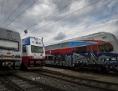 vlaková doprava v Česku