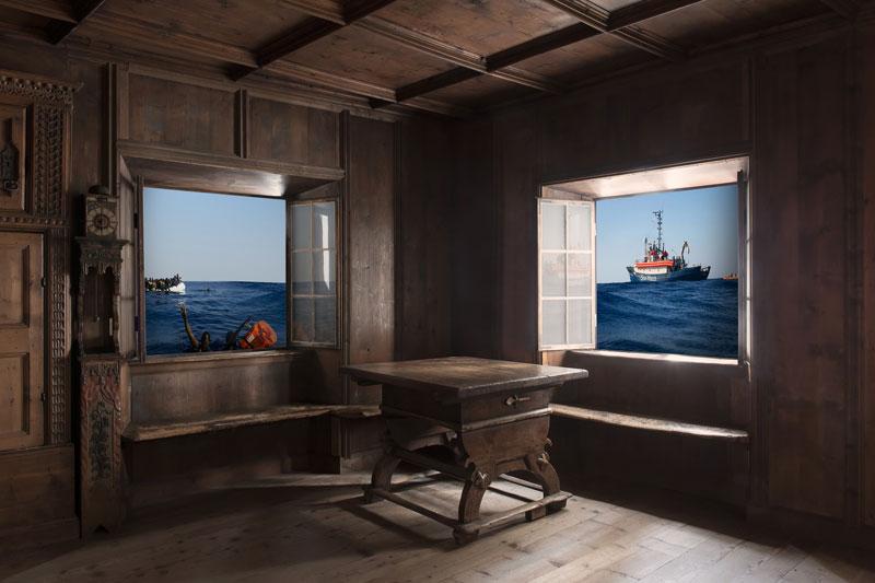 Volkskundemuseum Ausstellung Küsten Österreichs