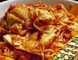 Chinakohl Salat - Kimchi