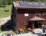 Ausflug zur Magdeburger Hütte