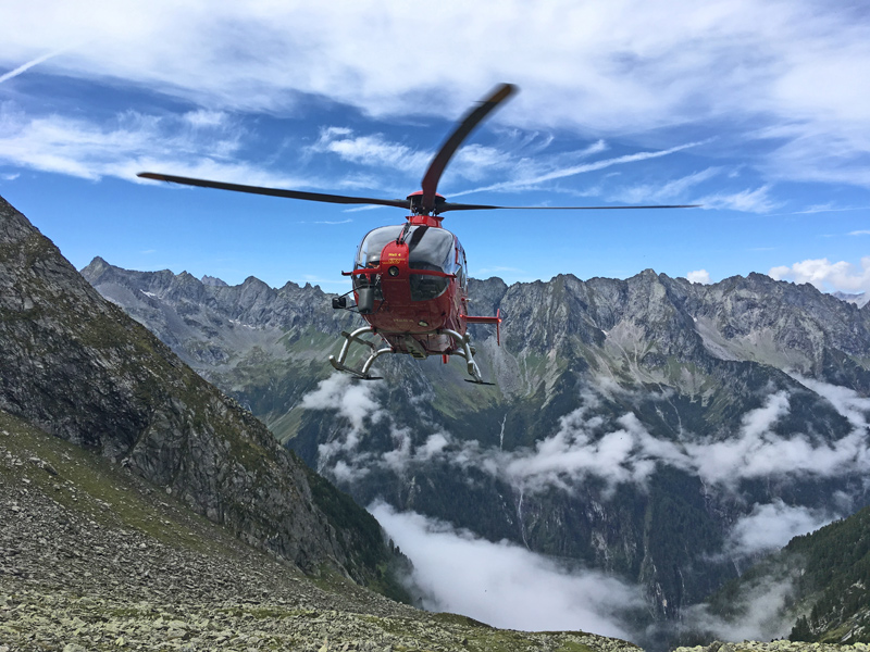 Deutscher stürzte 120 Meter in den Tod tirol.ORF.at