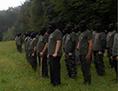 Slovenije Štajerska varda oborožena skupina