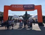 Be Open Festival auf dem Maria Theresien-Platz