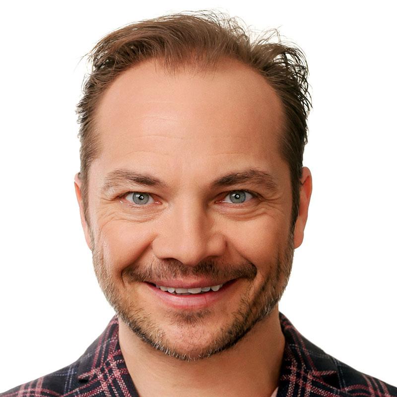 ORF Redakteure Moderatoren Reinhold Bieber