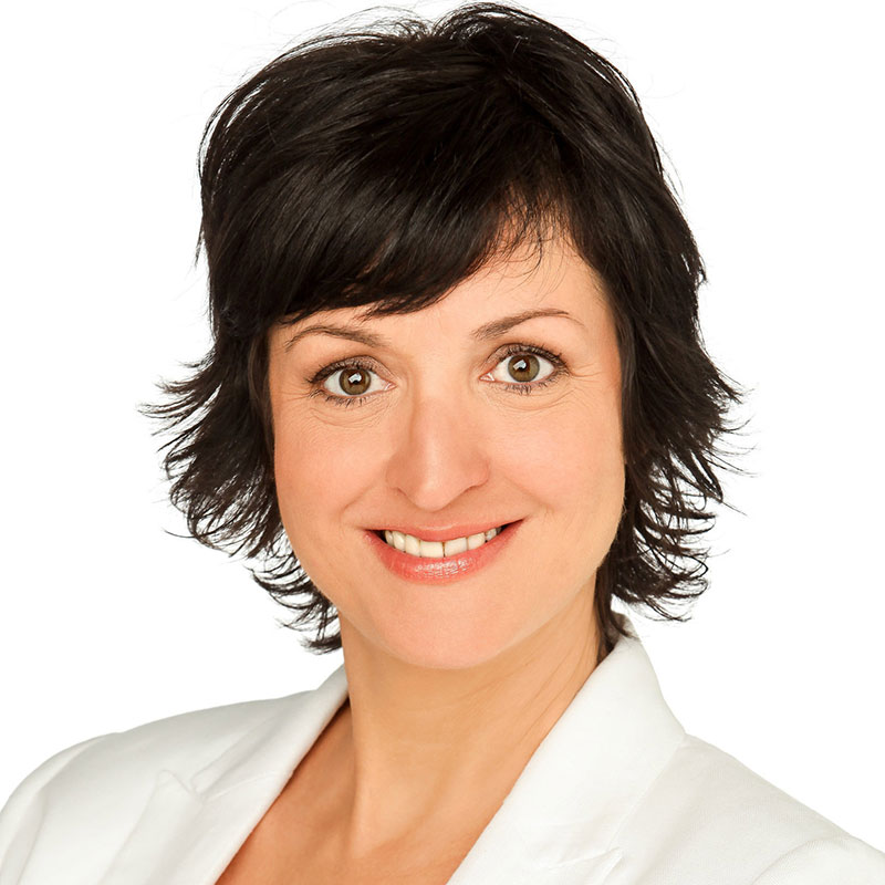 ORF Redakteure Moderatoren Veronika Berghofer