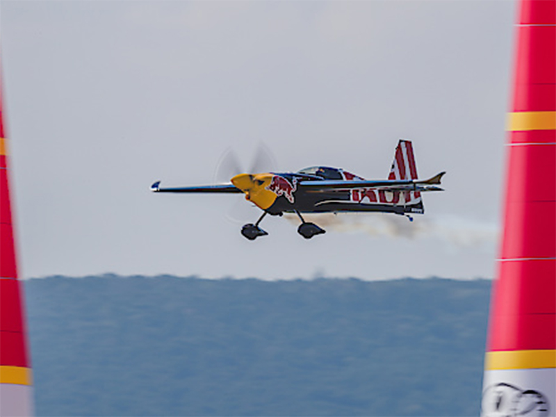 Martin Sonka  bei Air Race