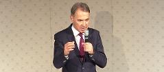 Peter Nemeth beim Neujahrsempfang des Wirtschaftsbundes