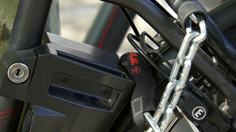Fahrraddiebstähle Sicherung Tipps Polizei