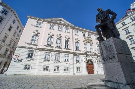 Böhmischen Hofkanzlei heute