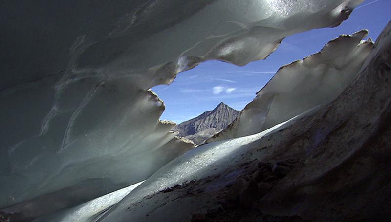 Gletschermessung Stubacher Sonnblickkees