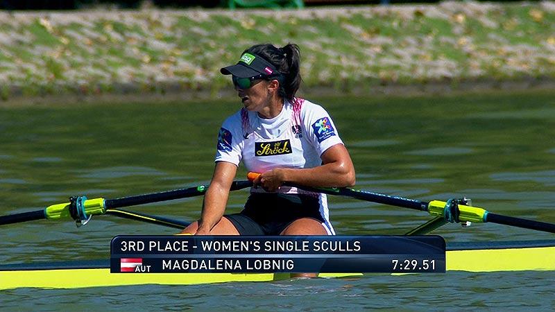 Bronze für Magdalena Lobnig WM