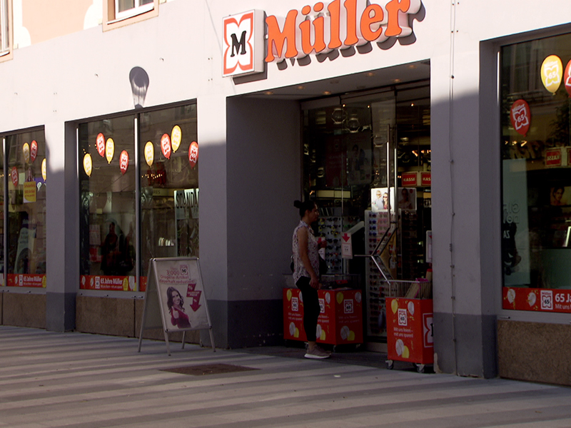 Filiale Müller