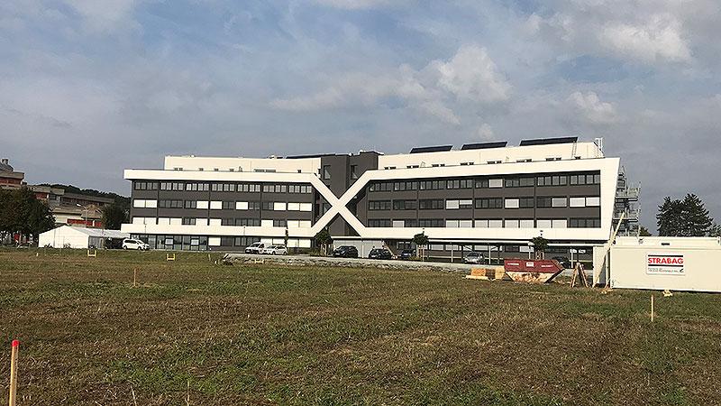 STEP Gästehaus Eröffnung Oberwart