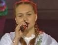 Liza Sučić na Festivalu kajkavskih popevki u Krapini