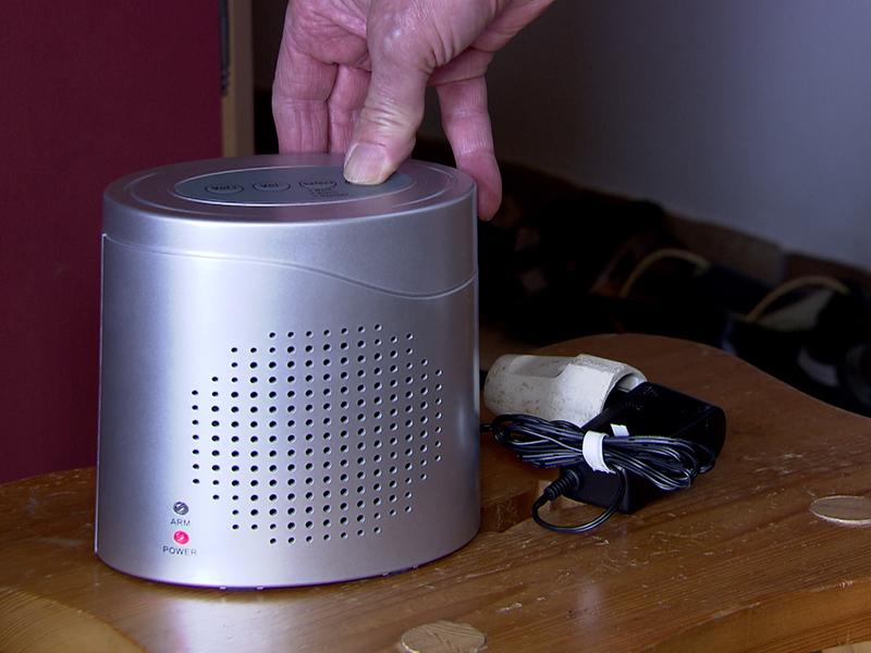 Elektronischer Wachhund Einbruch Abschreckung Gerät