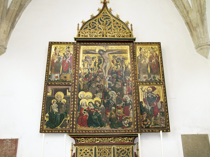 Altarbilder Hallstatt