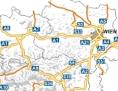 Autobahn Karte