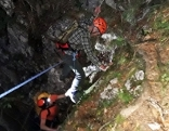 Rettungsaktion Bergrettung Bergnot Weißbach