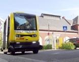 E-Bus in Berlin
