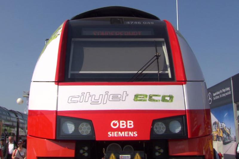 Cityjet in Berlin