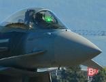 Eurofighter in Salzburg gelandet für EU-Gipfel