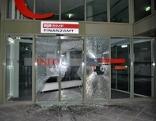 Vandalismus Finanzamt