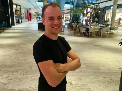Radio-Wien-Hörer Mathias Hauer