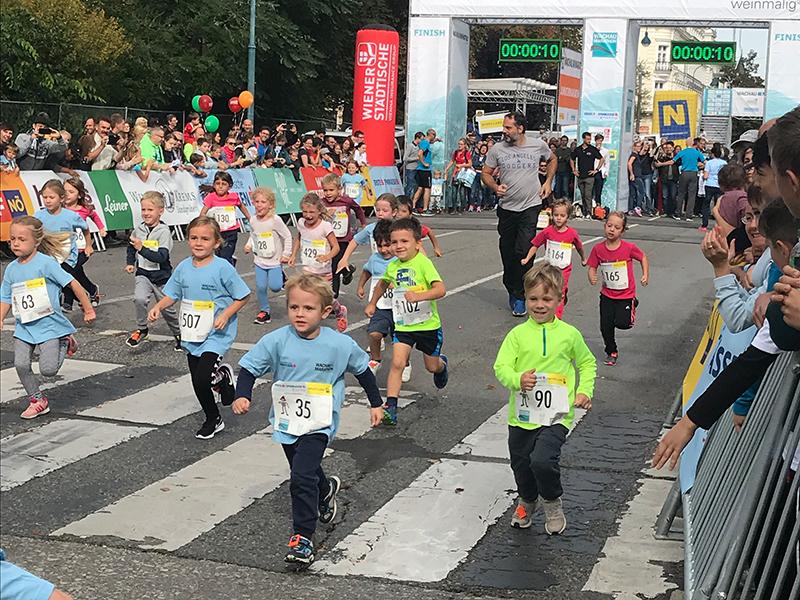 Kinderlauf Wachau-Marathon