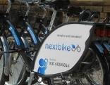 Fahrradverleih nextbike