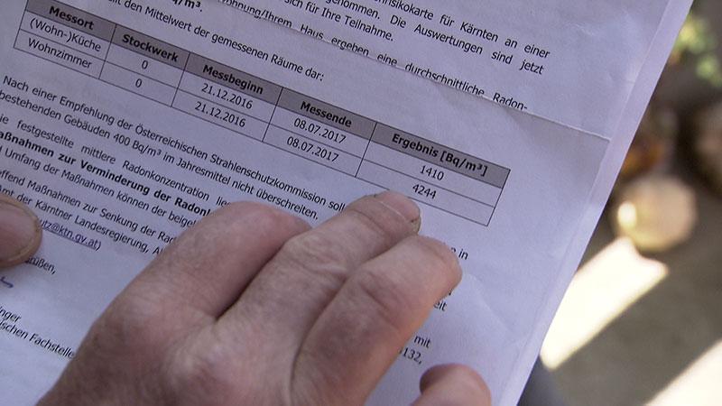 Radon Mölltal Familie
