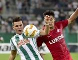 Thomas Murg (Rapid), Lorenzo Melgarejo (Spartak M.)
