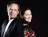 Benjamin Schmid und Ariane Haering