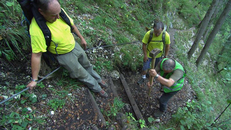 Alpenverein Wanderwege