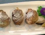 Bockbeidei, Süßspeise aus dem Flachgau