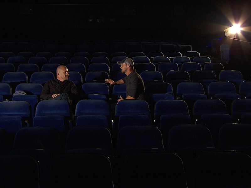 Glock Film Kärnten Premiere