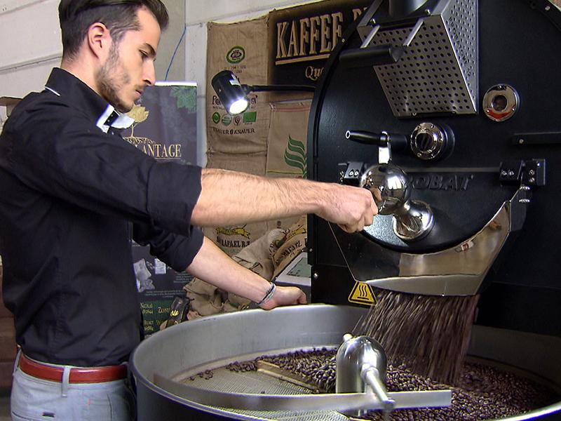 La Vita Tag des Kaffees