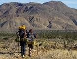 Drei Freunde wandern von Mexiko nach Kanada, Pacific Crest Trail