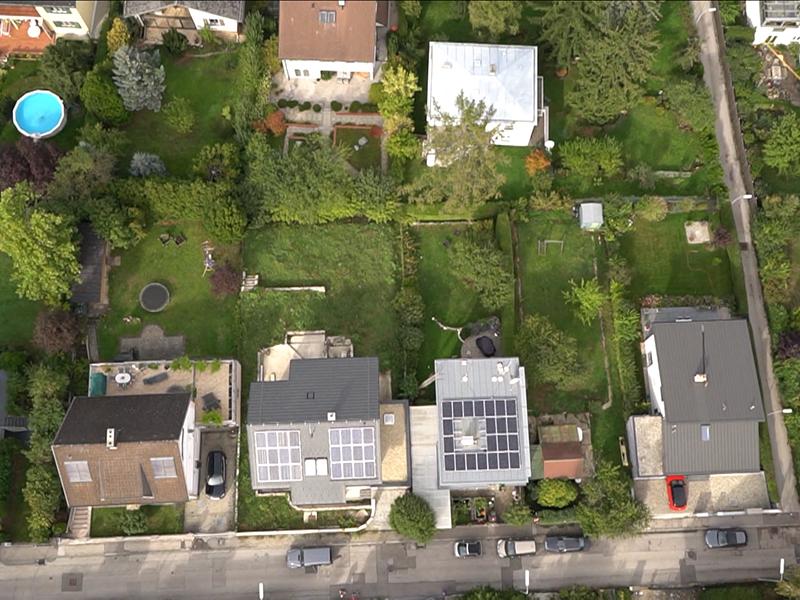 Immer mehr Photovoltaikanlagen in Wien