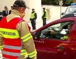 Feuerwehr Einsatz Rad Wm