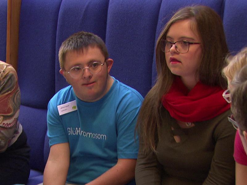 Johanna Ortmayer und Michael Sebald