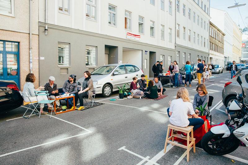 Wohnstraße Zinckgasse Rudolfsheim-Fünfhaus