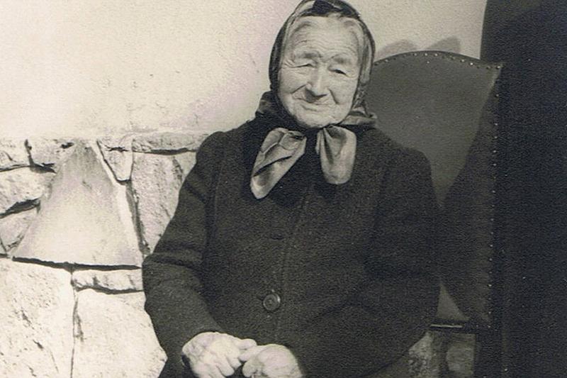 Johanna Weißenberger Gutenstein Überlebende Brandkatastrophe Wöllersdorf
