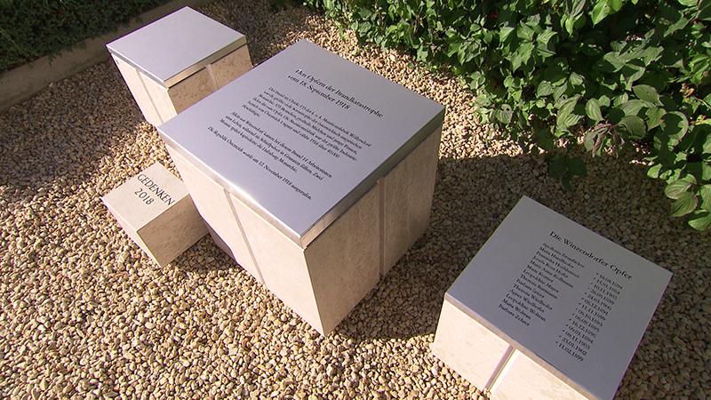 Mahnmal Friedhof Winzendorf