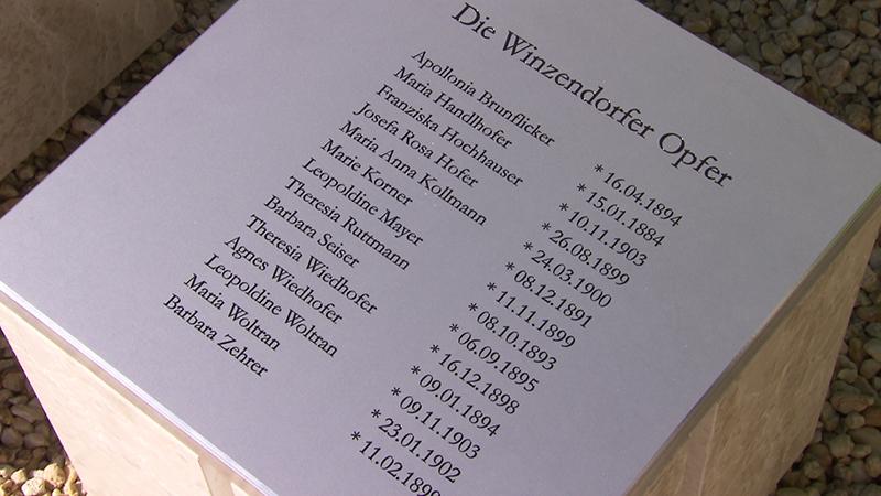 Mahnmal Winzendorf Brandkatastrophe Wöllersdorf