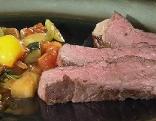 Steak von Metzgerwirt Armin Christandl