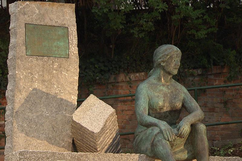 Denkmal für Trümmerfrauen