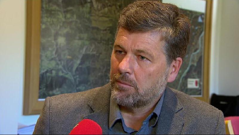 Bürgermeister Hannes Juffinger