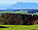 Wanderung auf den Buchberg bei Mattsee